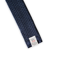 "2"" DARK BLUE BELT"