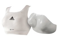 ADIDAS WKF LADY CHEST PROTECTOR - Final Sale
