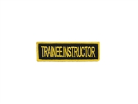 Trainee Instructor Patch