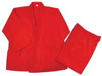 TRADITIONAL STUDENT RED/BLUE UNIFORM