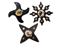 SOFT FOAM RUBBER THROWING STAR