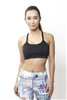 SMART ONE, EVA BLACK SPORTS BRA
