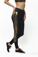 SMART ONE, GRACE GOLD LEGGINGS