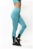 SMART ONE, GRACE TEAL LEGGINGS