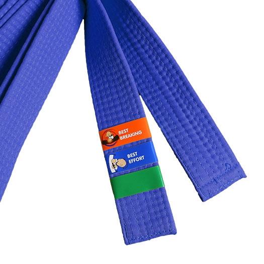 Martial Arts Belt Achievement Sticker