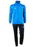 ADIDAS ADI-RECIO TRACK SUIT - BLUE