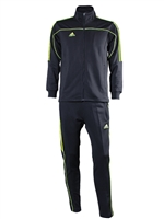 ADIDAS ADI-RECIO TRACK SUIT - BLACK