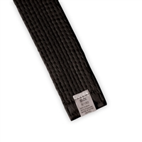 "2"" WIDE BLACK BELT"