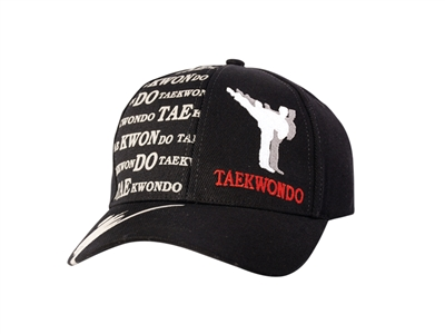 TAEKWONDO SIDE KICK HAT