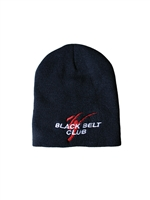 WINTER BEANIE BLACK BELT CLUB