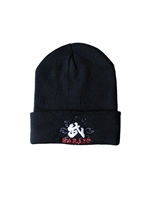 "WINTER BEANIE ""MU"" KARATE"