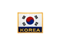 National Flag of Korea & KOREA PATCH