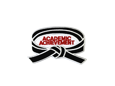 ACADEMIC ACHIEVEMENT PATCH