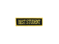 Best Student Patch