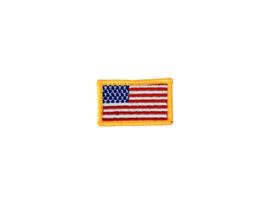 FLAG OF USA PATCH