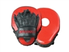 DYNAMICS TRADITIONAL PUNCH MITTS W/ BLACK GLOVE
