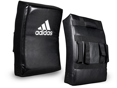 Adidas Curved Kick Black Shield