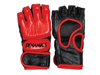 RED MIXED MARTIAL-ART GLOVE