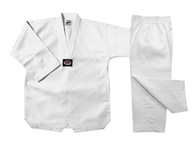 PROFESSIONAL TAEKWONDO WHITE UNIFORM