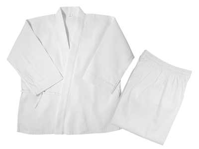 TRADITIONAL STUDENT WHITE UNIFORM