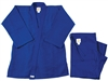 JUDO BLUE SINGLE UNIFORM