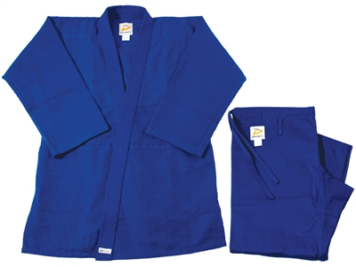 JIU-JITSU BLUE SINGLE UNIFORM