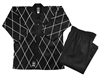 HAPKIDO BLACK/WHITE 8.5 OZ UNIFORM