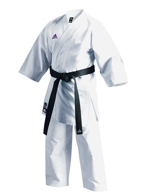 K380E ADIDAS GRAND ELITE GI KARATE UNIFORM
