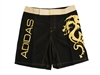 ADIDAS MMA PANTS GOLD DRAGON